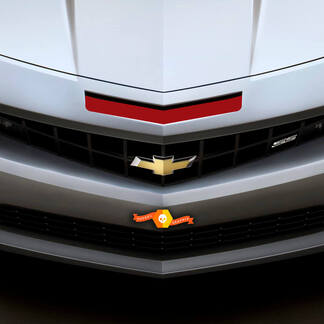 CHEVROLET CAMARO 2010-2013 SS MAIL SLOT VENT INSERT STRIPE VINYL DECAL
