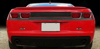 CHEVROLET CAMARO 2010- 2013 REAR FASCIA BLACKOUT/HIGHLIGHT STRIPES