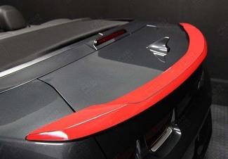CHEVROLET CAMARO 2010-2013 CONVERTIBLE REAR WING SPOILER STRIPES