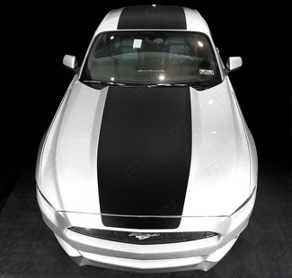 FORD MUSTANG 2015 - 2017 OVER THE TOP SPORT STRIPES