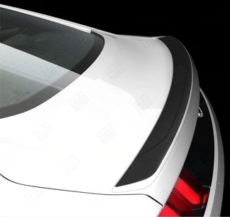 FORD MUSTANG 2015- 2017 LIP SPOILER OVERLAY ACCENT DECAL STRIPE