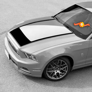 Ford Mustang 2013- 2020 Hood Accent Stripe Decal