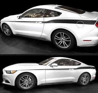 FORD MUSTANG 2005 - 2020 JAVELIN SIDE ACCENT STRIPES