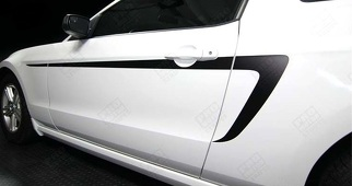 FORD MUSTANG 2005-2020 SIDE ACCENT STRIPES