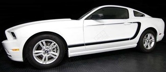 FORD MUSTANG 2005 - 2014 SIDE ACCENT C-STRIPES