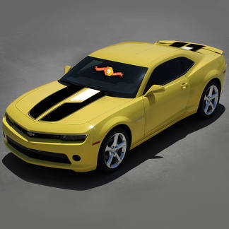 CHEVROLET CAMARO 2010-2015 45TH ANNIVERSARY STYLE 2 colors STRIPES