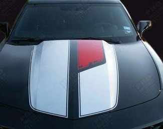 CHEVROLET CAMARO 2010- 2015 45TH ANNIVERSARY STYLE STRIPES