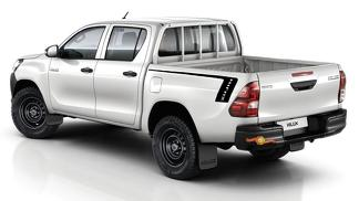 TOYOTA HILUX 2x side stripes vinyl body decal sticker graphics premium quality