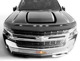 2019-2020 Chevrolet Silverado Hood Aufkleber Umriss Trail Boss
