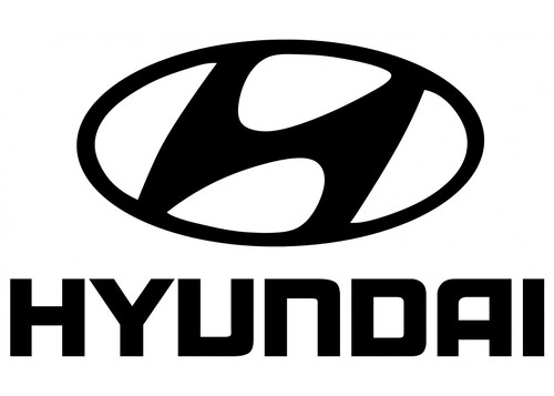 HYUNDAI DECAL 2026 Self adhesive vinyl Sticker Decal
