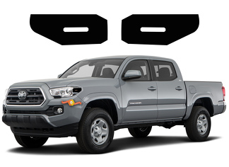Vinyl Decals For 2016-2018 Toyota Tacoma Side Marker Lights New
