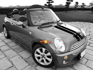 Mini John Cooper Works Roadster R59 Viper Stripe Decal and graphics sticker