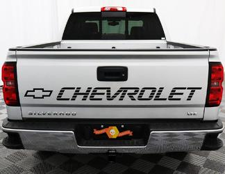 CHEVROLET TAILGATE VINYL VEHICLE LETTERING DECAL STICKER 1990's TRUCK GRAPHICS