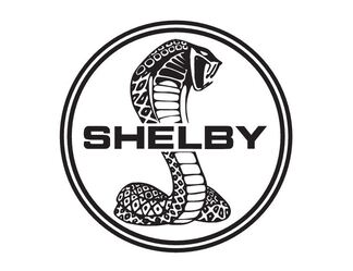 Shelby Aufkleber Aufkleber