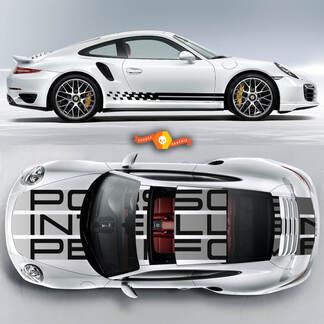Amazing Porsche Carrera 911 Endurance Racing Edition Stripes Or Any Porsche
