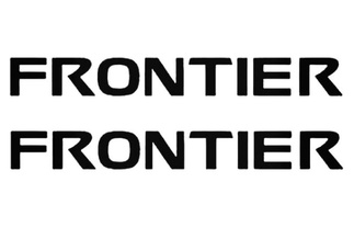 2 Frontier Decal Sticker Graphic Side Kit For Nissan