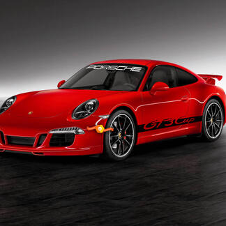 Porsche 911 GT3 Cup Side Stripes Kit Decal Sticker