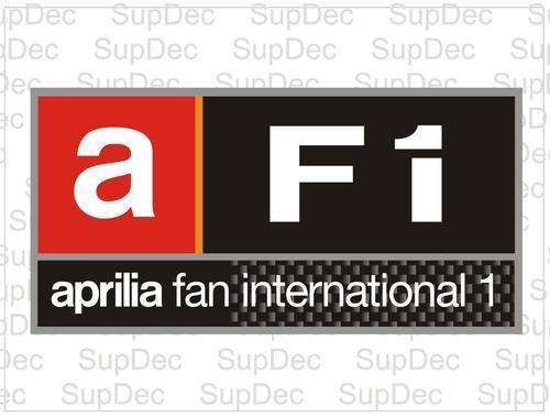 AF1 Aprilia Fan International