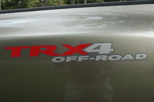 2 - TRX4 OFFROAD TRUCK 4x4 DECALS STICKER DECAL DAKOTA