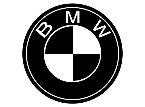 BMW DECAL 2000 Self adhesive vinyl Sticker Decal