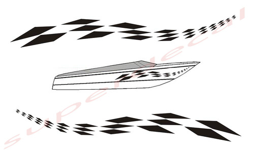 Category Boat Decals - Boat decal graphics