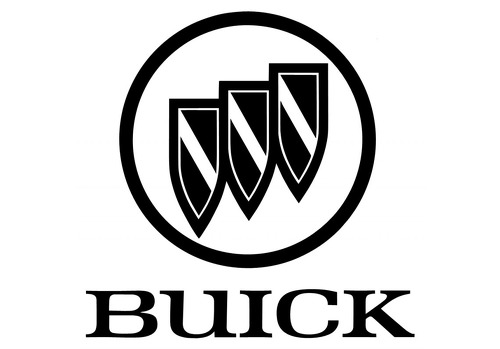 BUICK DECAL 2004 Self adhesive vinyl Sticker Decal