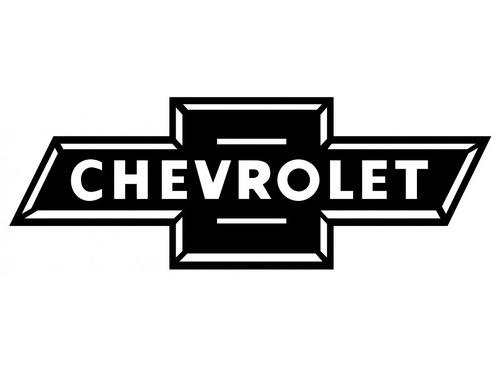 CHEVROLET BOW 2007Selbstkleber Vinyl Aufkleber Aufkleber