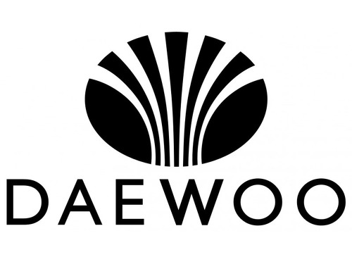 DAEWOO DECAL 2014 Self adhesive vinyl Sticker Decal
