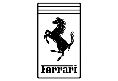 FERRARI DECAL 2020 Self adhesive vinyl Sticker Decal