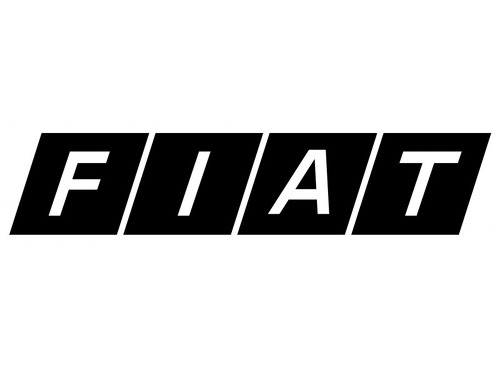 FIAT DECAL 2022 Self adhesive vinyl Sticker Decal