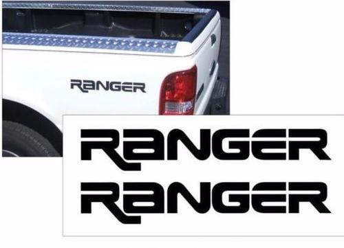 FORD RANGER Truck Bedside Tailgate Logo Sticker Decal