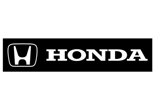 HONDA 1 DECAL 2025 Self adhesive vinyl Sticker Decal