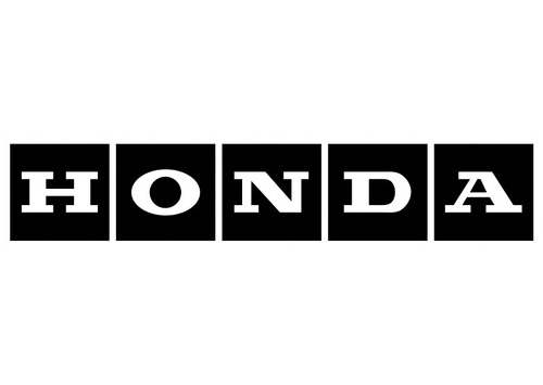 HONDA DECAL 2024 Self adhesive vinyl Sticker Decal