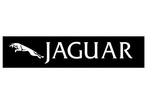 JAGUAR DECAL 2030 Self adhesive vinyl Sticker Decal