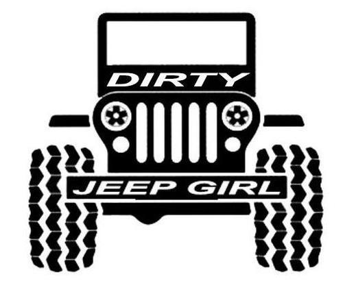 Jeep Decal WRANGLER Hood Door Fender Window Decal rubicon sahara JK CJ TJ YJ