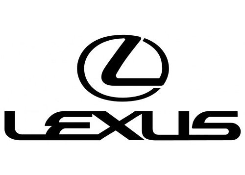 LEXUS DECAL 2037 Self adhesive vinyl Sticker Decal#1