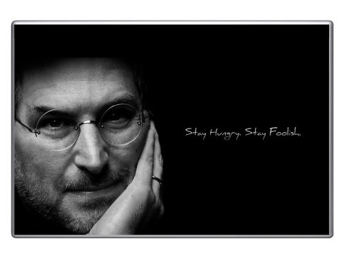 Steve Jobs RIP Memorabilia for MacBook-Pro Decal Sticker #1