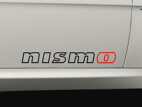 NISMO OUTLINE Nissan Altima Sentra stickers decals 23