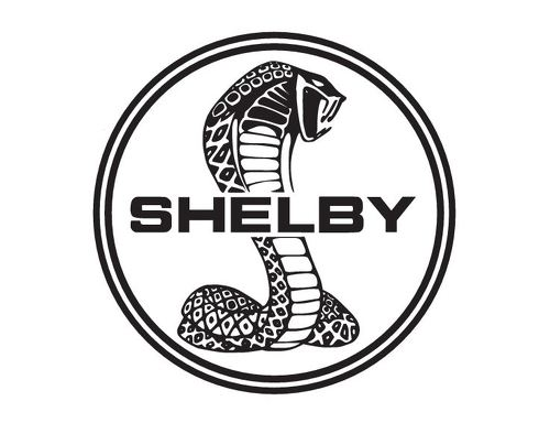 Shelby Decal Sticker