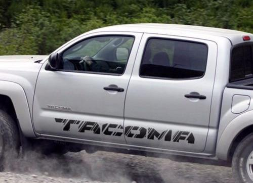 Toyota-TACOMA-2016-TRD-sport-side-stripe-graphics-decal-Wild-Style