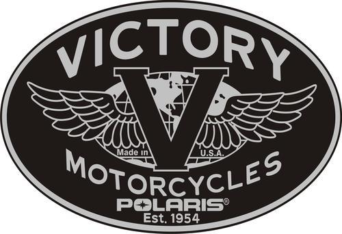 Victory Motorcycles Polaris VERY BIG decal