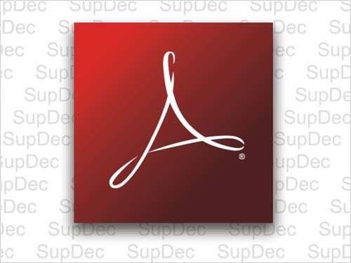 adobe reader decal