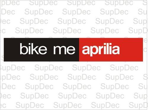 Fahrrad mich Aprilia