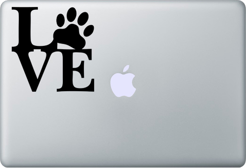 love-dog-pets-decal-sticker-macbook-apple