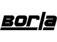Borla Decal Sticker