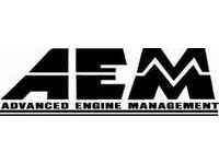 AEM decal sticker