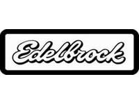 Edelbrock Decal Sticker