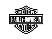 Harley Davidson Decal Sticker