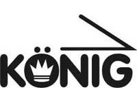 Konig Decal Sticker