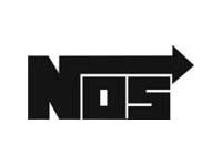 NOS Logo Decal Sticker